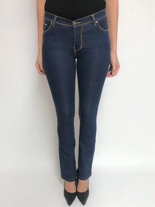 Pantalon jean oxford (23081)