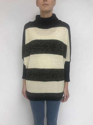 SWEATER RAYADO CON LUREX (20875)