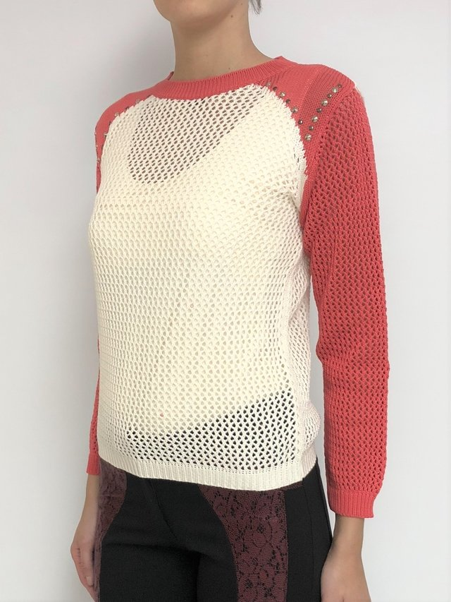 SWEATER EN RED (21753) - comprar online