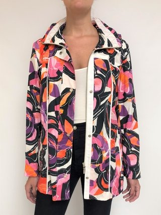 CAMPERA ESTAMPADA (21056)