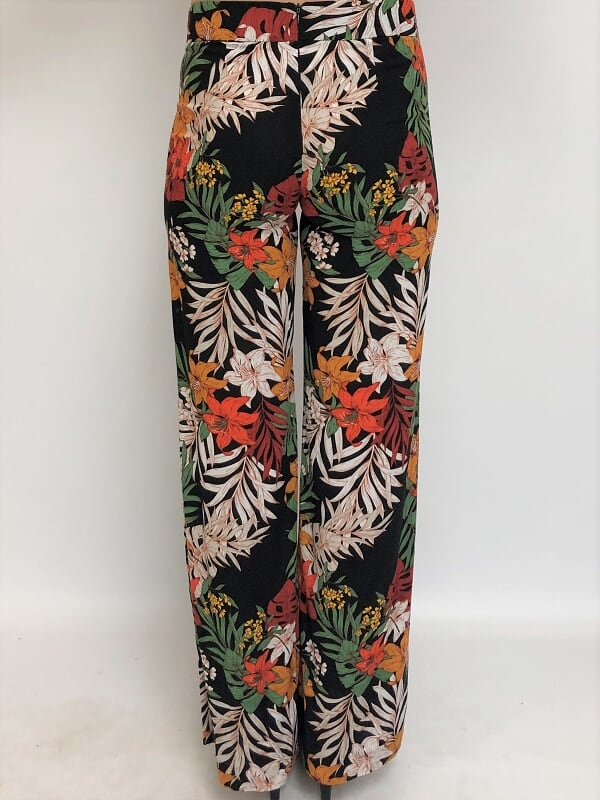PANTALON SEMI ANCHO ESTAMPADO (29694) en internet