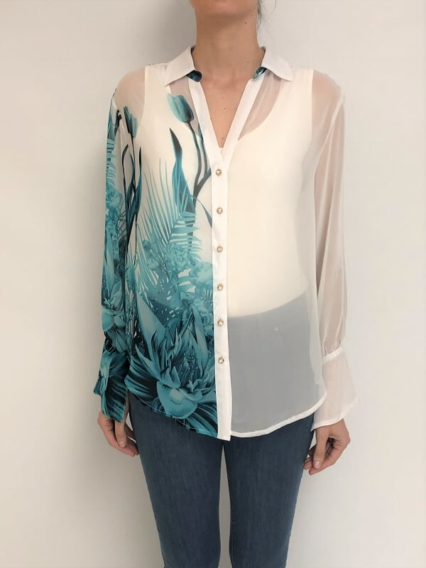 BLUSA ESTAMPADA IRREGULAR (29688)