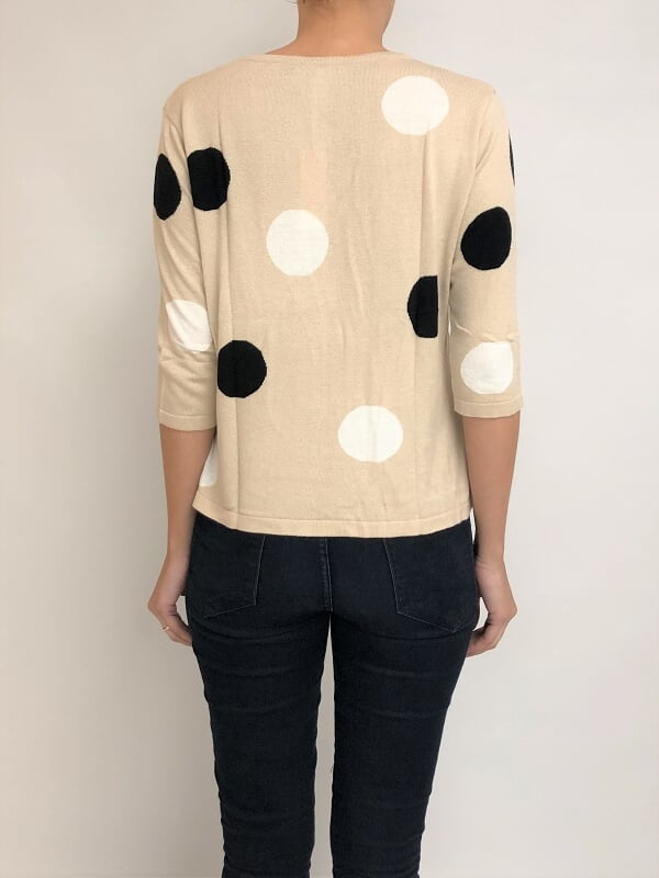 Sweater lunares (29348) en internet