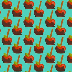 TECIDO TRICOLINE ESTAMPA: APPLE FB