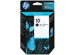 CARTUCHO DE TINTA OFFICEJET HP SUPRIMENTOS C4844A HP 10 PRETO 69ML