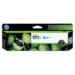 CARTUCHO DE TINTA OFFICEJET HP SUPRIMENTOS CN626AM HP 971 XL CIANO 86,5 ML