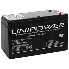 BATERIA 12V 7,2AH (UP1272) - UNIPOWER