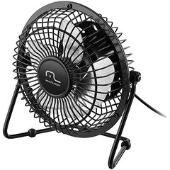 MINI FAN VENTILADOR USB AC167 PRETO - MULTILASER na internet
