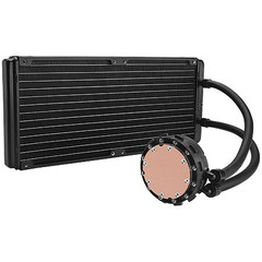 WATER COOLER HYDRO SERIES - H110 - RADIADOR 280MM - CW-9060014-WW - CORSAIR na internet