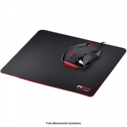 MOUSE PAD GAMER SPEED RACER 355X254X4 MM - MPSPRACER35 - PCYES na internet