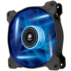 FAN PARA GABINETE AIR SERIES AF120 QUIET EDITION COM LED AZUL - 120MM X 25MM CO-9050015-BLED - CORSAIR