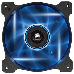 FAN PARA GABINETE AIR SERIES AF120 QUIET EDITION COM LED AZUL - 120MM X 25MM CO-9050015-BLED - CORSAIR na internet
