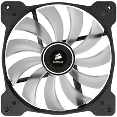FAN PARA GABINETE AIR SERIES AF140 QUIET EDITION COM LED AZUL - 140MM X 25MM CO-9050017-BLED - CORSAIR - comprar online