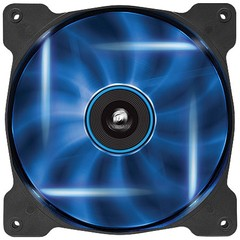 FAN PARA GABINETE AIR SERIES AF140 QUIET EDITION COM LED AZUL - 140MM X 25MM CO-9050017-BLED - CORSAIR na internet