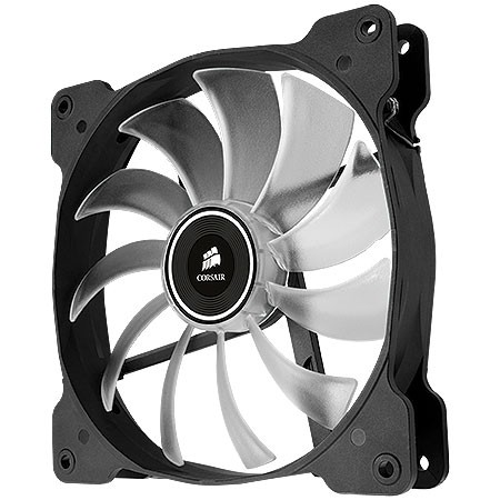 FAN PARA GABINETE AIR SERIES AF140 QUIET EDITION COM LED AZUL - 140MM X 25MM CO-9050017-BLED - CORSAIR - Preech Informática - Informática e suas tecnologias