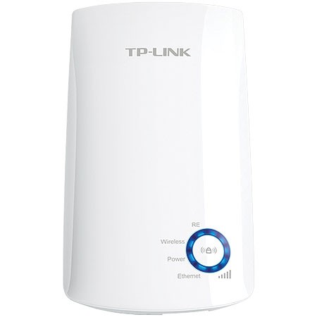 REPETIDOR ROTEADOR WIRELESS 2.4GHZ N 300MBPS TL-WA850RE - TP-LINK