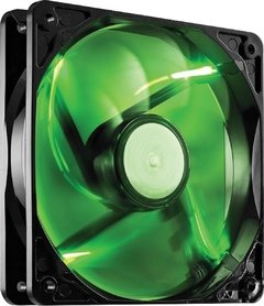 FAN P/ GABINETE SICKLEFLOW-X 120MM LED VERDE - R4-SXDP-20FG-R1 - COOLER MASTER