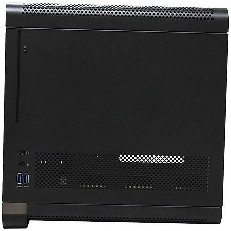 GABINETE MINI-ITX HADRON AIR PRETO C/ FONTE 80PLUS GOLD - 110-MA-1001-K1 - EVGA na internet