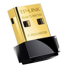 ADAPTADOR USB WIRELESS NANO N 150MBPS TL-WN725N - TP-LINK
