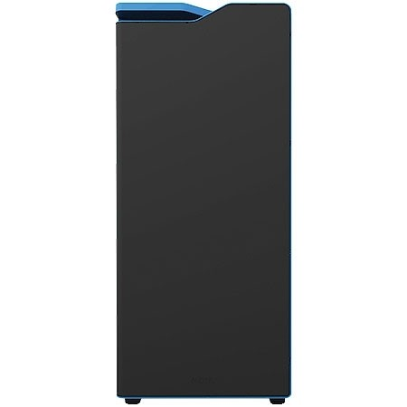 GABINETE MID-TOWER H440 MATTE BLACK/BLUE GLOSS LATERAL EM ACRÍLICO - CA-H440W-M4 - NZXT - comprar online