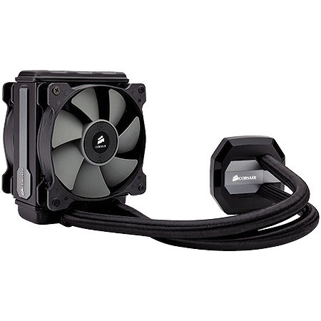 WATER COOLER HYDRO SERIES - H80I GT - RADIADOR 120MM PERFORMANCE CW-9060017-WW - CORSAIR