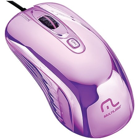 MOUSE WARRIOR GAME PRATEADO COM LED USB MO228 800/1200/1600DPI - MULTILASER na internet