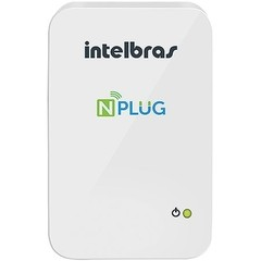 REPETIDOR WIRELESS N 150MBPS NPLUG N150 - INTELBRAS - comprar online