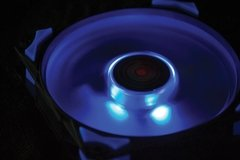 COOLER FAN PARA GABINETE 120MM FURY F4 LED AZUL - F4120LDAZ na internet