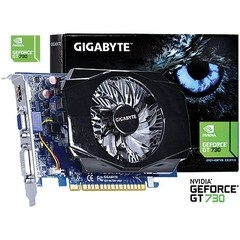 GPU GEFORCE GT 730 2GB GV-N730-2GI - GIGABYTE