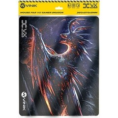 MOUSE PAD VX GAMER VINIK DRAGON - 320X270X2MM - VINIK - comprar online