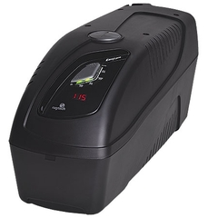 NOBREAK EASY JET 1600VA CBU BLACK BIVOLT - RAGTECH