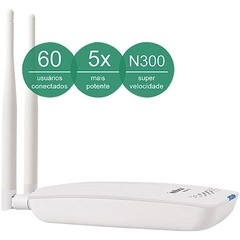 ROTEADOR WIRELESS CORPORATIVO HOTSPOT 300 - INTELBRAS - comprar online