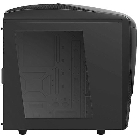GABINETE MID-TOWER PHANTOM 240 PRETO LATERAL EM ACRÍLICO - CA-PH240-B7 - NZXT na internet