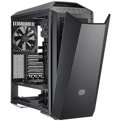 GABINETE GAMER MID-TOWER MASTER CASE MAKER 5 LATERAL EM ACRILICO - MCZ-005M-KWN00 - COOLER MASTER - loja online