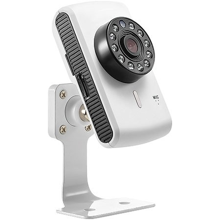 CAMERA IP WIRELESS PLUG AND PLAY 1.0MP ONVIF LENTE 2.8MM - SE137 - MULTILASER