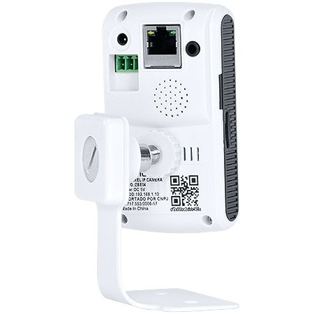 CAMERA IP WIRELESS PLUG AND PLAY 1.0MP ONVIF LENTE 2.8MM - SE137 - MULTILASER na internet