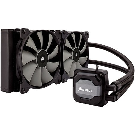 WATER COOLER H110I 280MM - CW-9060026-WW - CORSAIR