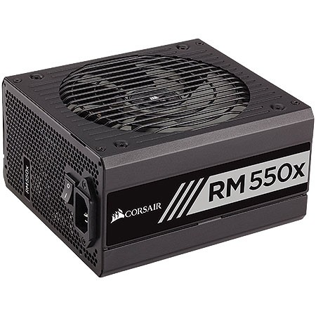 FONTE ATX RM550X 550W MODULAR 80PLUS GOLD - CP-9020090-WW - CORSAIR