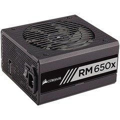 FONTE ATX RM650X 650W MODULAR 80PLUS GOLD - CP-9020091-WW - CORSAIR