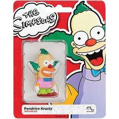 PENDRIVE SIMPSONS KRUSTY 8GB PD074 - MULTILASER na internet