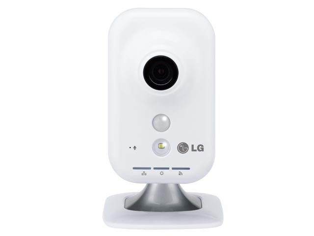 CAMERA LG SECURITY LW130W-D IP COMPACTA WIRELESS/RJ45 HD 1280X720P 30FPS - comprar online