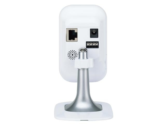 CAMERA LG SECURITY LW130W-D IP COMPACTA WIRELESS/RJ45 HD 1280X720P 30FPS na internet