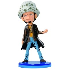 BONECO COLECIONÁVEL ONE PIECE WCF LOG COLLECTION VOL.1 LAW - BANDAI BANPRESTO