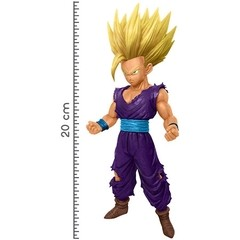 BONECO COLECIONÁVEL DRAGON BALL Z MASTER STARS PIECE - THE SON GOHAN - BANDAI BANPRESTO - comprar online