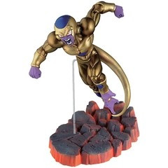 BONECO COLECIONÁVEL DRAGON BALL Z SCULTURE BIG BUDOUKAI 5 SPECIAL VOL.2 GOLD FREEZA - BANDAI BANPRESTO