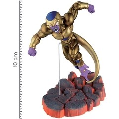 BONECO COLECIONÁVEL DRAGON BALL Z SCULTURE BIG BUDOUKAI 5 SPECIAL VOL.2 GOLD FREEZA - BANDAI BANPRESTO - comprar online