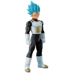 BONECO COLECIONÁVEL DRAGON BALL Z MASTER STARS PIECE - THE GOD VEGETA - BANDAI BANPRESTO