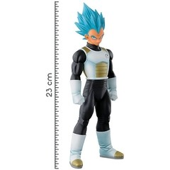 BONECO COLECIONÁVEL DRAGON BALL Z MASTER STARS PIECE - THE GOD VEGETA - BANDAI BANPRESTO - comprar online