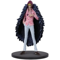 BONECO COLECIONAVEL ONE PIECE - CORAZON - BANDAI BANPRESTO