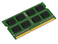 MEMORIA NOTEBOOK DDR3 KINGSTON KVR16LS11/8 8GB 1600MHZ DDR3L CL11 204-PIN SODIMM LOW VOLTAGE 1.35V